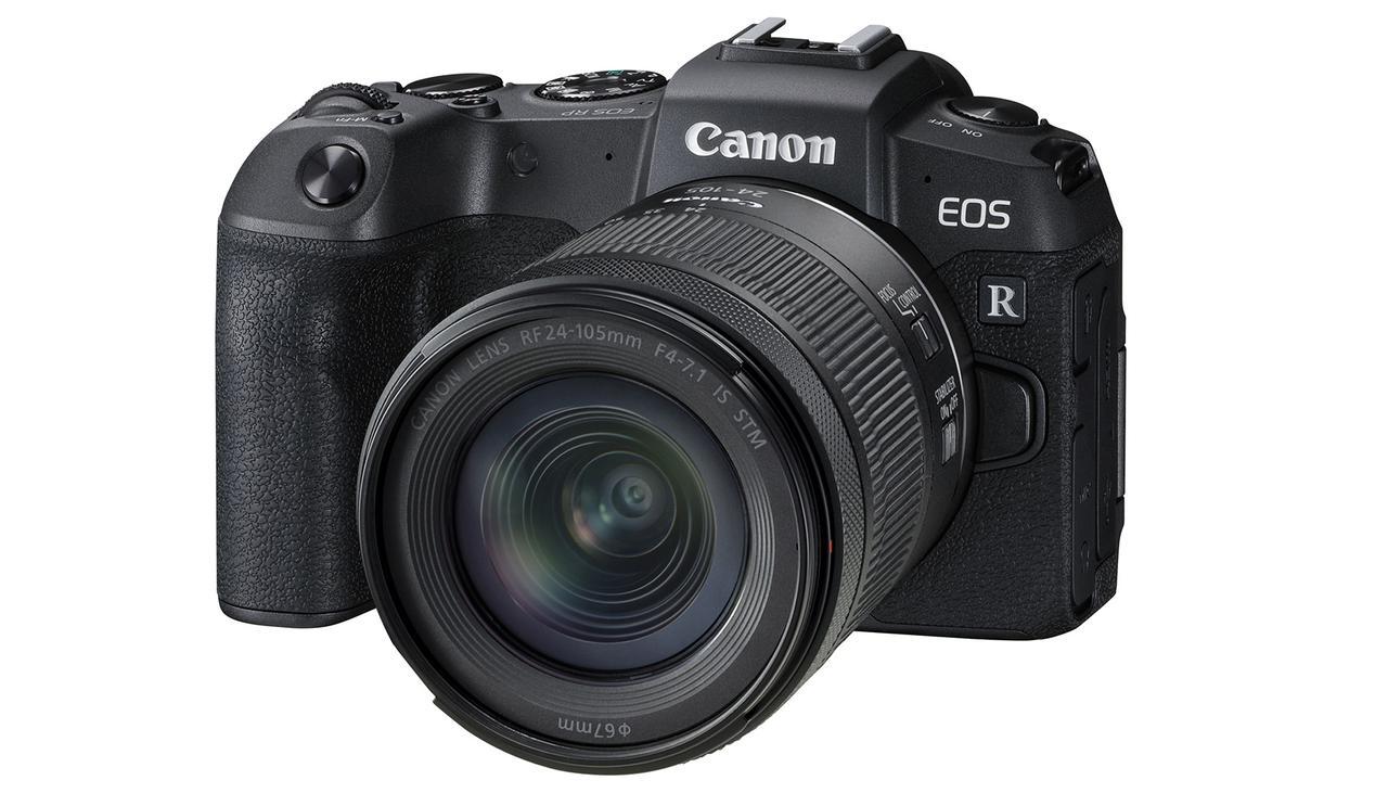 画像: Canon EOS RP装着イメージ