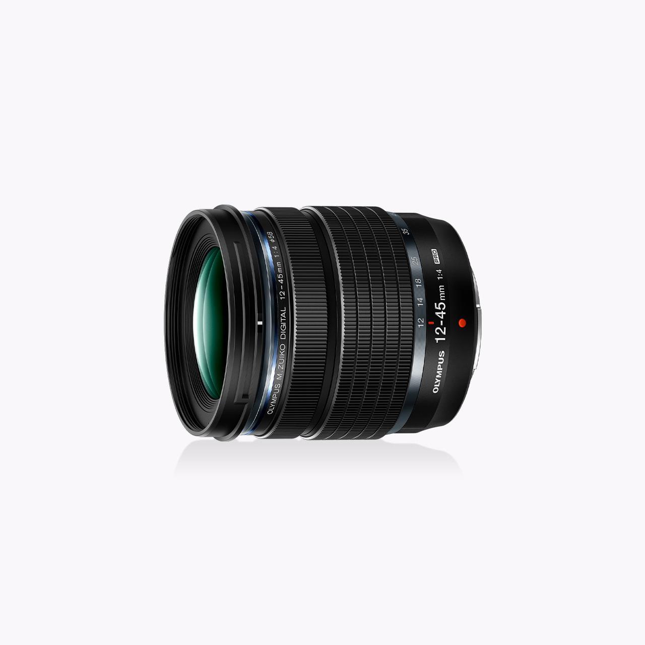 画像: 交換レンズ M.ZUIKO DIGITAL ED 12-45mm F4.0 PRO | M.ZUIKO PRO | オリンパス