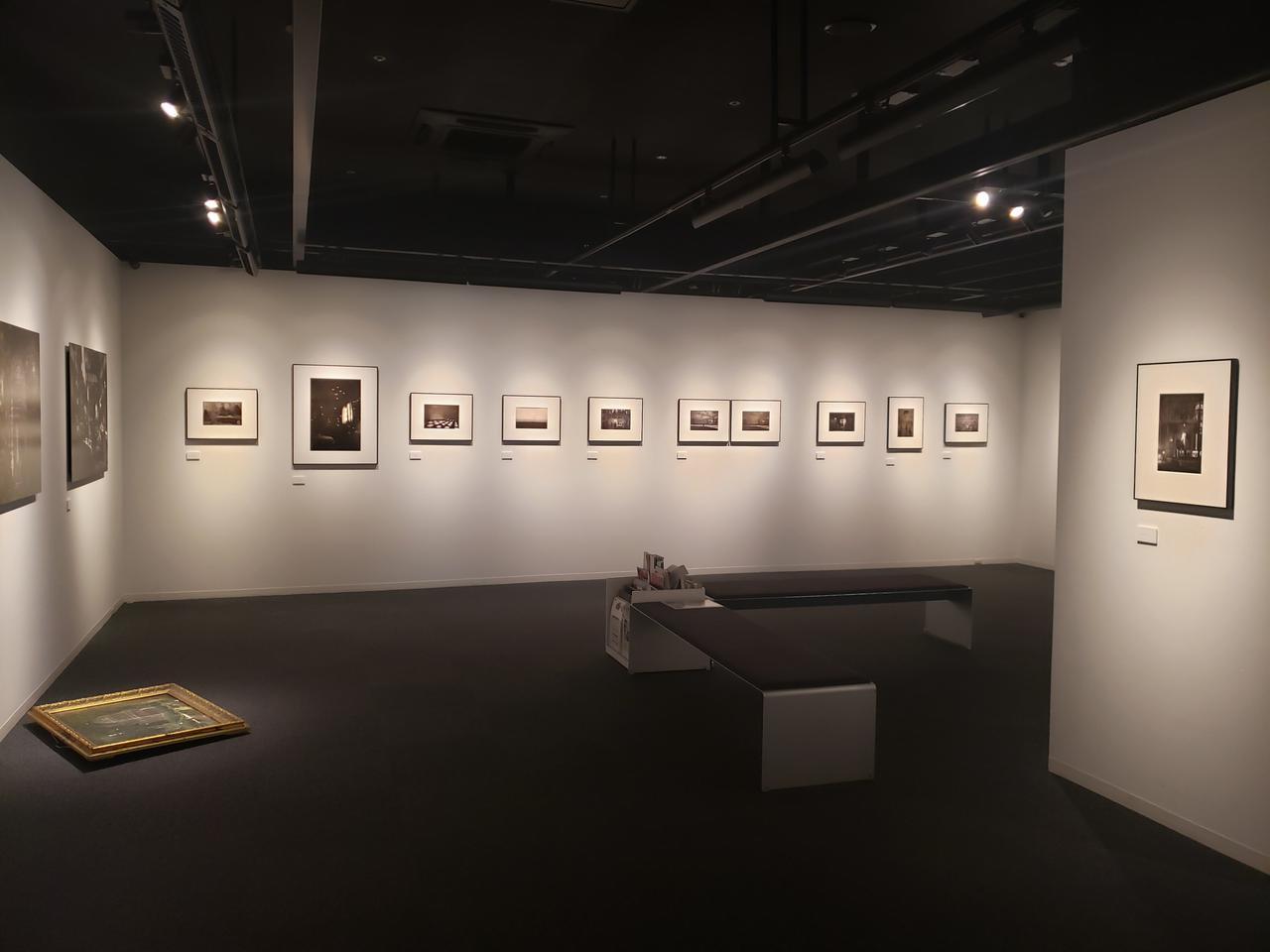 画像: 展示作品より。本展では、時間も空間も超え、高島さんの内なる世界も外の世界も超えて完成した作品が展示されています。
