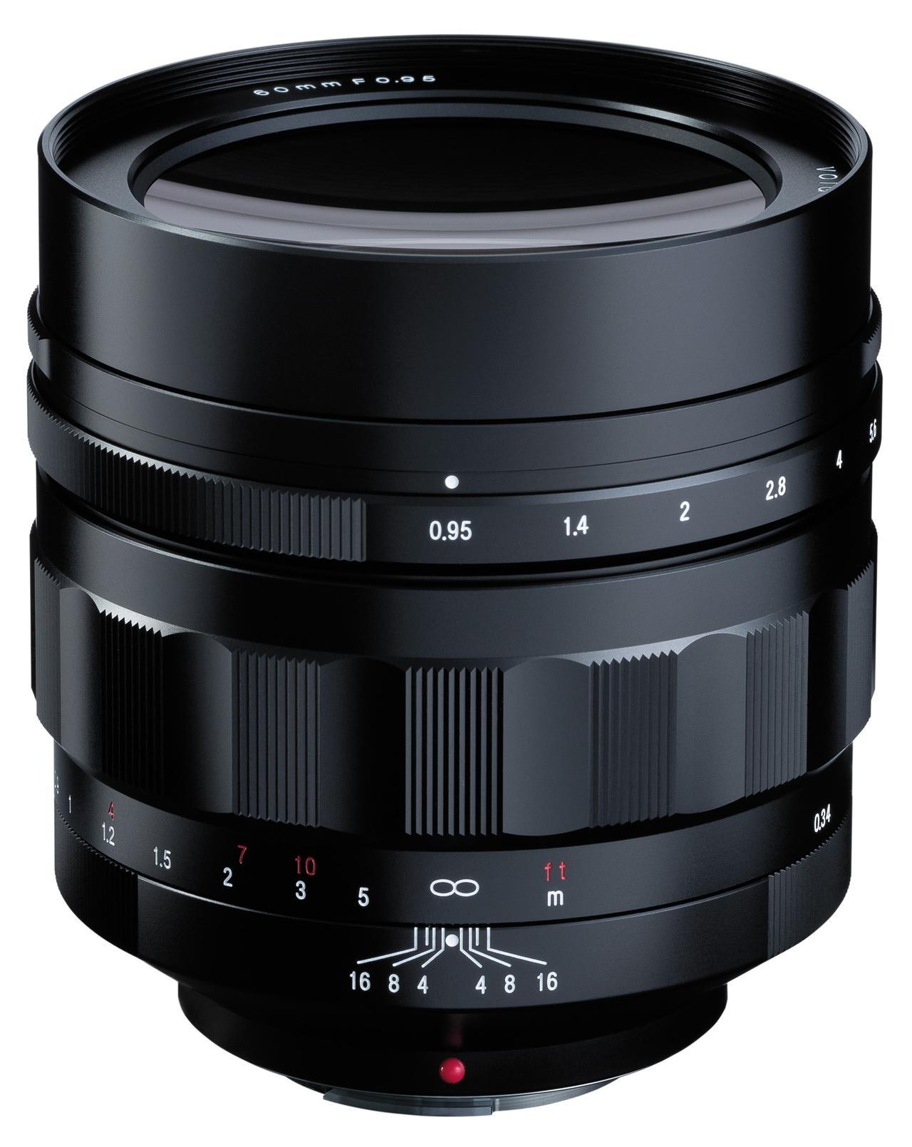 画像: フォクトレンダー NOKTON 60mm F0.95