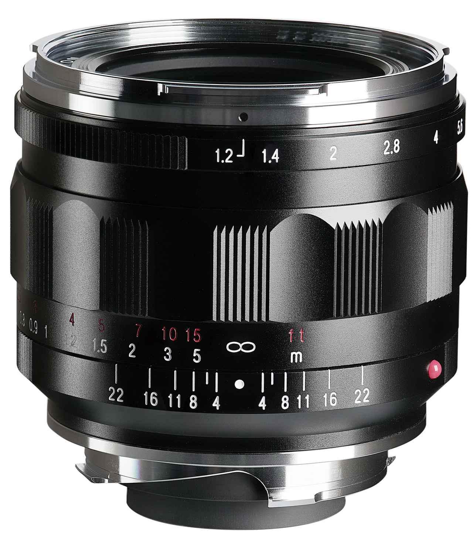 画像: フォクトレンダー NOKTON 35mm F1.2 Aspherical III VM