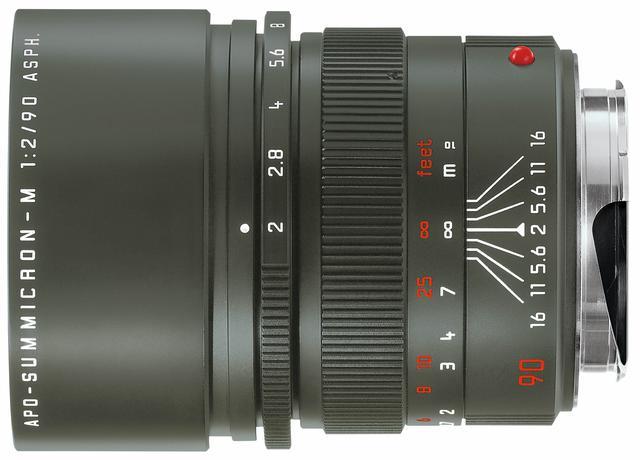 画像3: ライカM用レンズが3種発売! 新カラー追加のライカ アポ・ズミクロンM f2/75mm ASPH.シルバー、 限定モデルのライカ ズミクロンM f2/28mm ASPH.サファリ&ライカ アポ・ズミクロンM f2/90mm ASPH.サファリ
