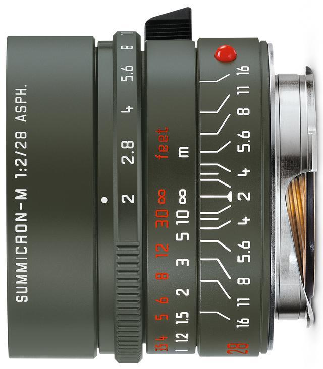 画像2: ライカM用レンズが3種発売! 新カラー追加のライカ アポ・ズミクロンM f2/75mm ASPH.シルバー、 限定モデルのライカ ズミクロンM f2/28mm ASPH.サファリ&ライカ アポ・ズミクロンM f2/90mm ASPH.サファリ