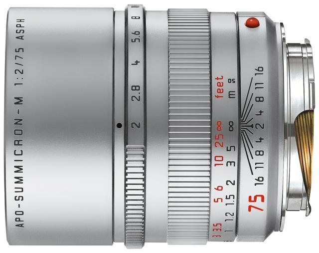 画像1: ライカM用レンズが3種発売! 新カラー追加のライカ アポ・ズミクロンM f2/75mm ASPH.シルバー、 限定モデルのライカ ズミクロンM f2/28mm ASPH.サファリ&ライカ アポ・ズミクロンM f2/90mm ASPH.サファリ