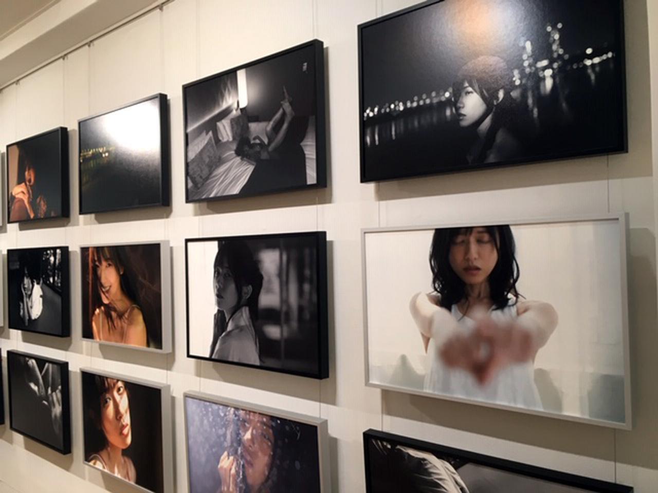 画像2: いのうえのぞみ×福島裕二展は、恵比寿展&神宮前展の2会場同時開催中です。ちなみに、神宮前展は入場料500円ですが、下記の恵比寿展は無料となっています。