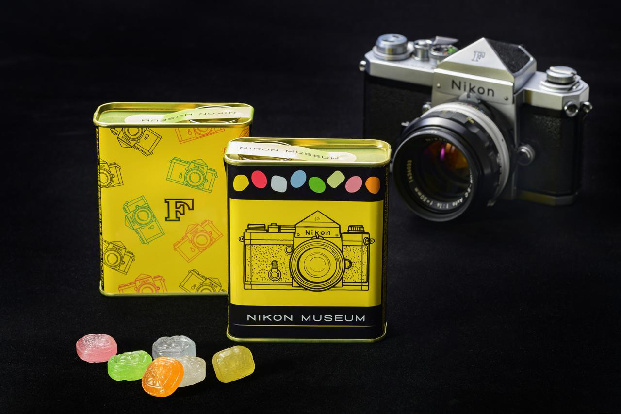 画像: ▲このドロップもニコンようかんに次ぐヒット商品になりそう。もちろんカメラは商品に含まれません。
