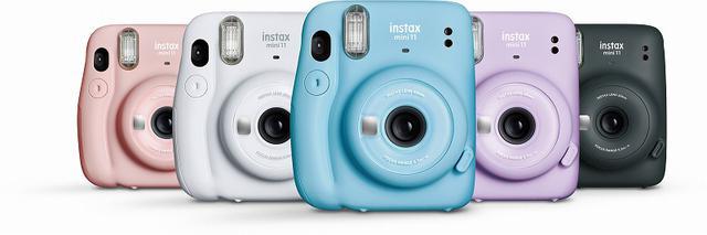 """画像: 富士フイルムはインスタントカメラ""""チェキ""""「instax mini 11」を2020年4月に発売!"""
