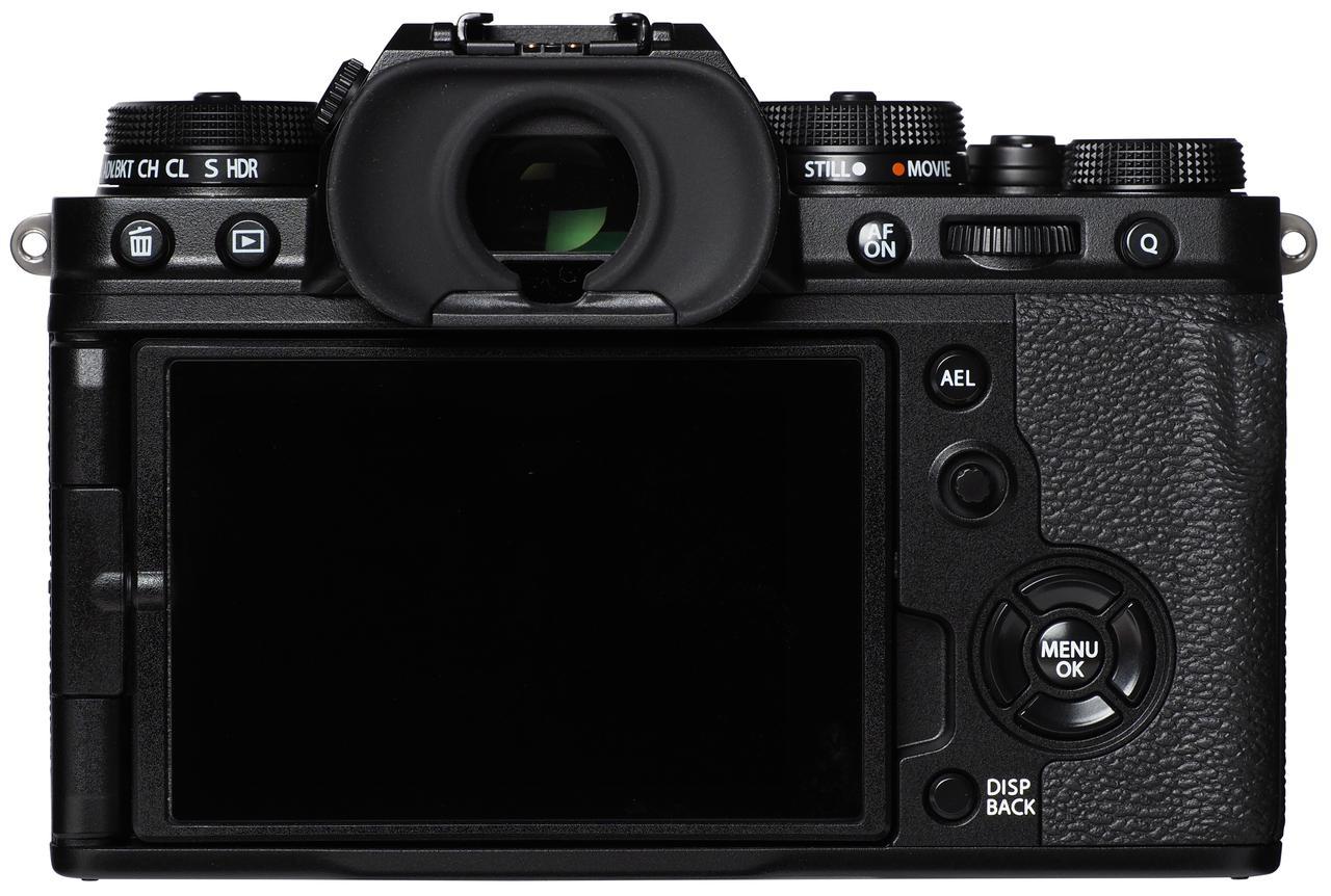 画像3: 富士フイルムはXシリーズの最新モデル「X-T4」を発表。 ボディのみ市場想定価格は20万4500円。