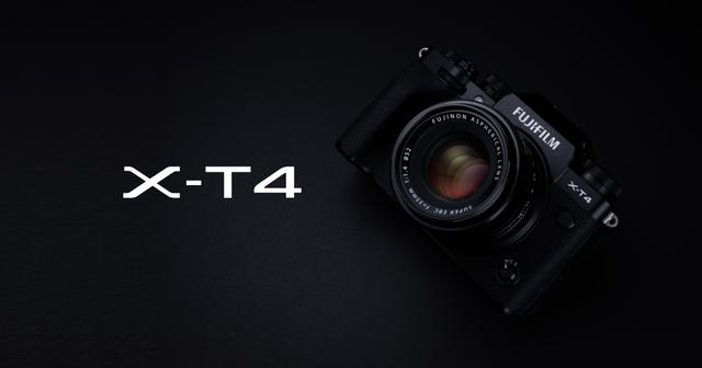 画像: FUJIFILM X-T4 | Cameras | 富士フイルム Xシリーズ & GFX