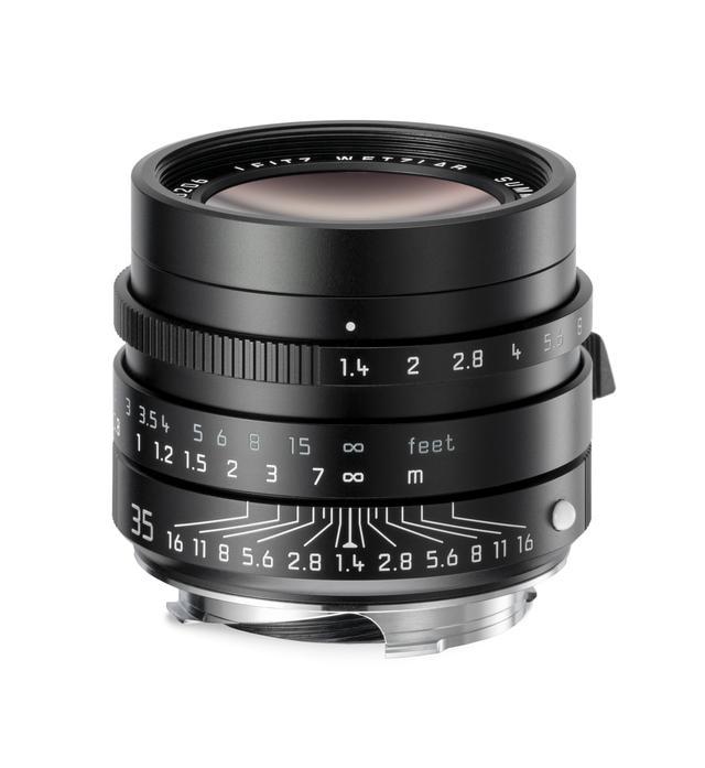 画像1: ライカ ズミルックスM f1.4/35mm ASPH. Leitz Wetzlar