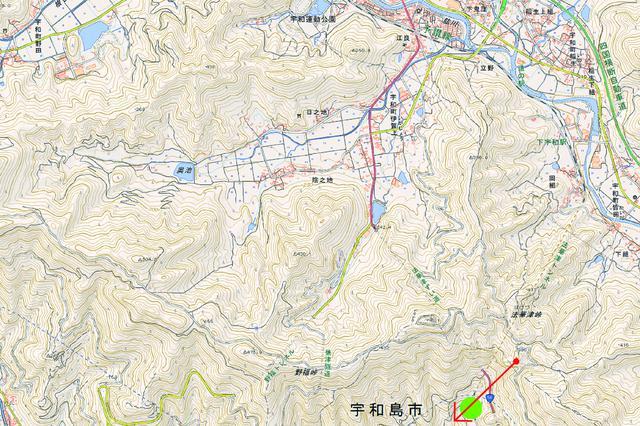 画像: 予讃線(下宇和~立間)愛媛県
