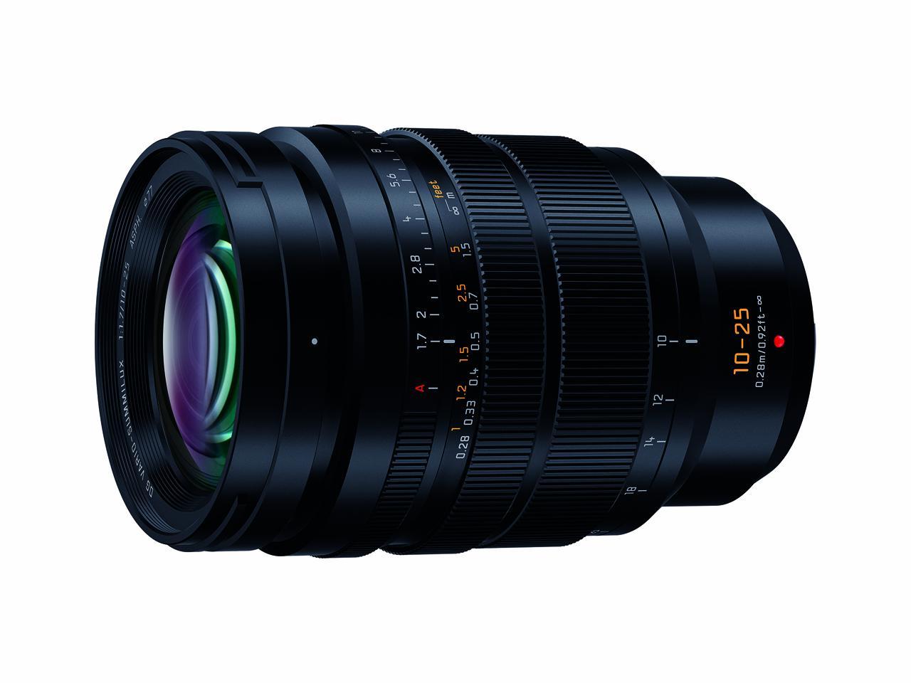 画像: パナソニック LEICA DG VARIO-SUMMILUX 10-25mm / F1.7 ASPH.