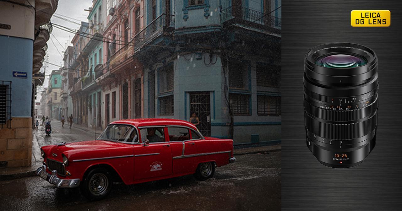 画像: LEICA DG VARIO-SUMMILUX 10-25mm | デジタルカメラ LUMIX(ルミックス) | Panasonic