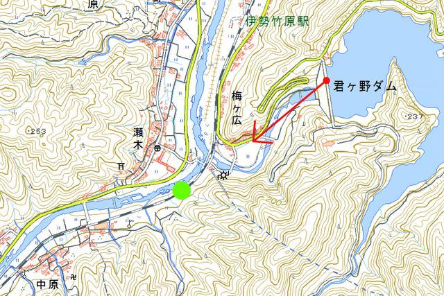 画像: 名松線 (伊勢竹原~伊勢鎌倉)