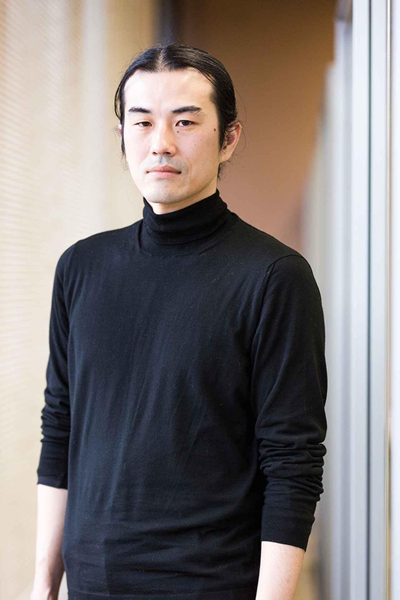 画像: 横田大輔