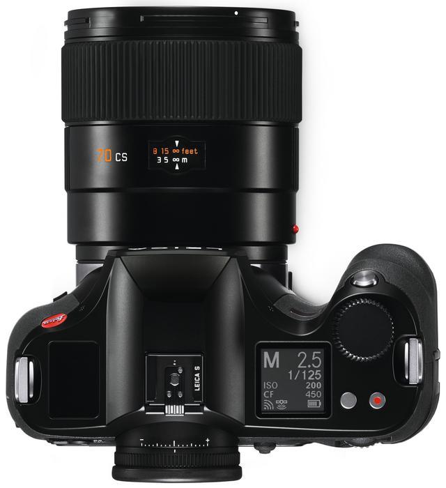 画像4: 6400万画素中判デジタル一眼レフカメラ ライカS3 発売日決定
