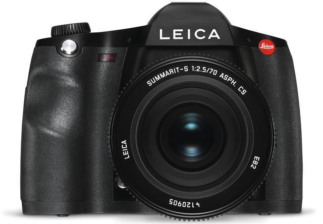 画像1: 6400万画素中判デジタル一眼レフカメラ ライカS3 発売日決定