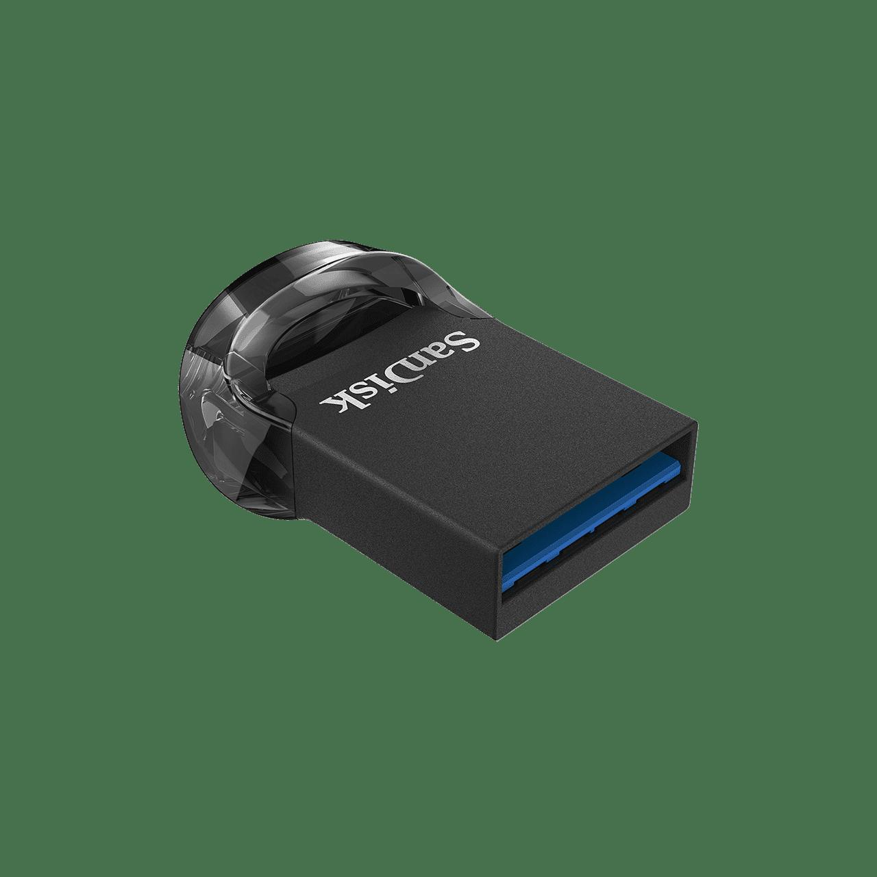 画像1: ウエスタンデジタルはサンディスクブランド「Ultra Fit (ウルトラフィット) USB 3.1 フラッシュドライブ 512GB」を4月3日より発売。