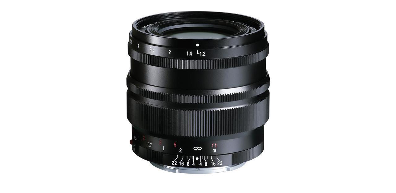 画像: フォクトレンダーNOKTON 35mm F1.2、ソニーEマウント用の新デザインSEシリーズで、コシナから5月発売。価格は11万5000円(税別)。 - Webカメラマン