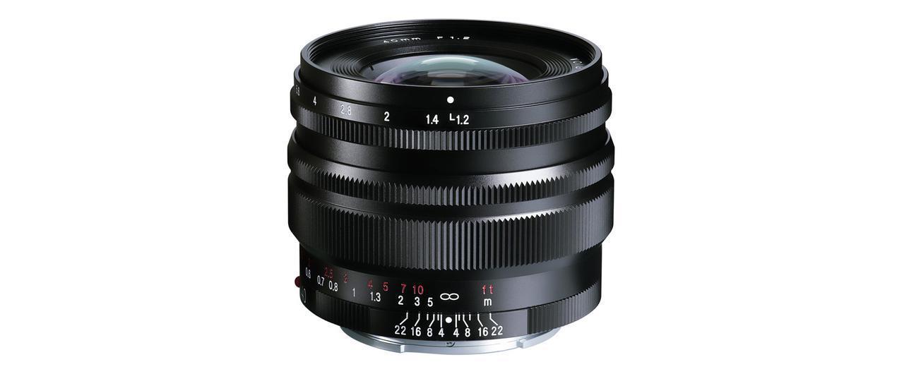 画像: フォクトレンダーNOKTON 40mm F1.2、ソニーEマウント用の新デザインSEシリーズで、コシナから6月発売。価格は10万円(税別)。 - Webカメラマン