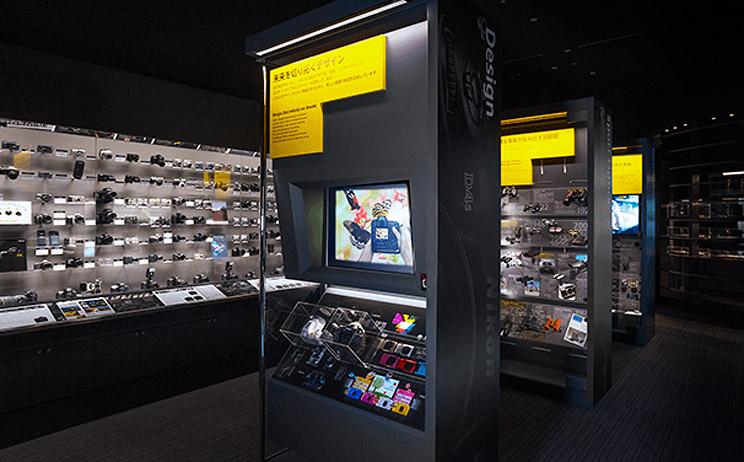 画像: Nikon   企業情報   ニコンミュージアム