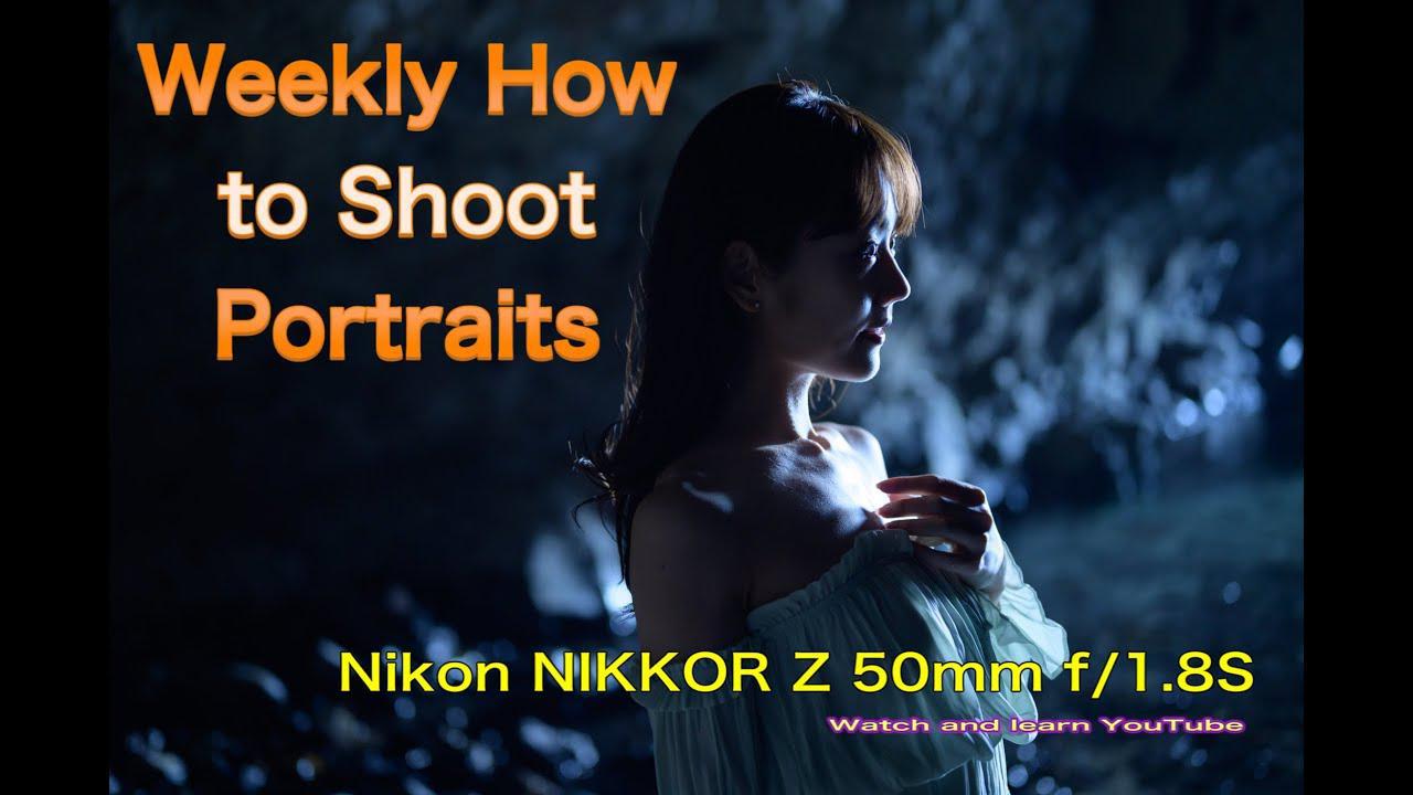 画像: 【Webカメラマン】Nikon Z 6 + NIKKOR Z 50mm f/1.8S |MODEL:御木ももあ youtu.be