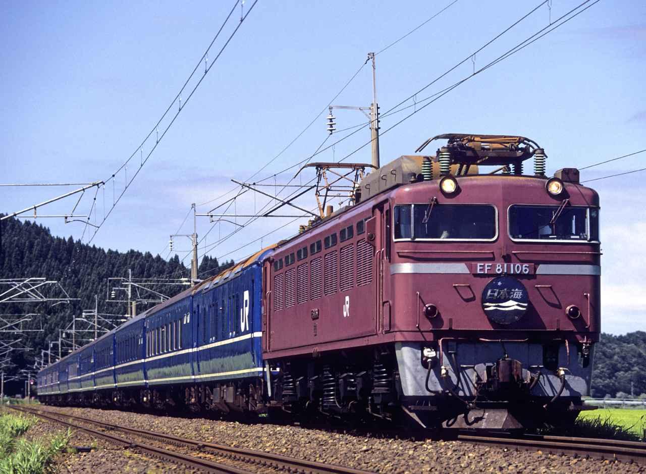 画像: ▲レイルマンフォトオフィス「哀愁の夜行列車」より。 mm-style.jp