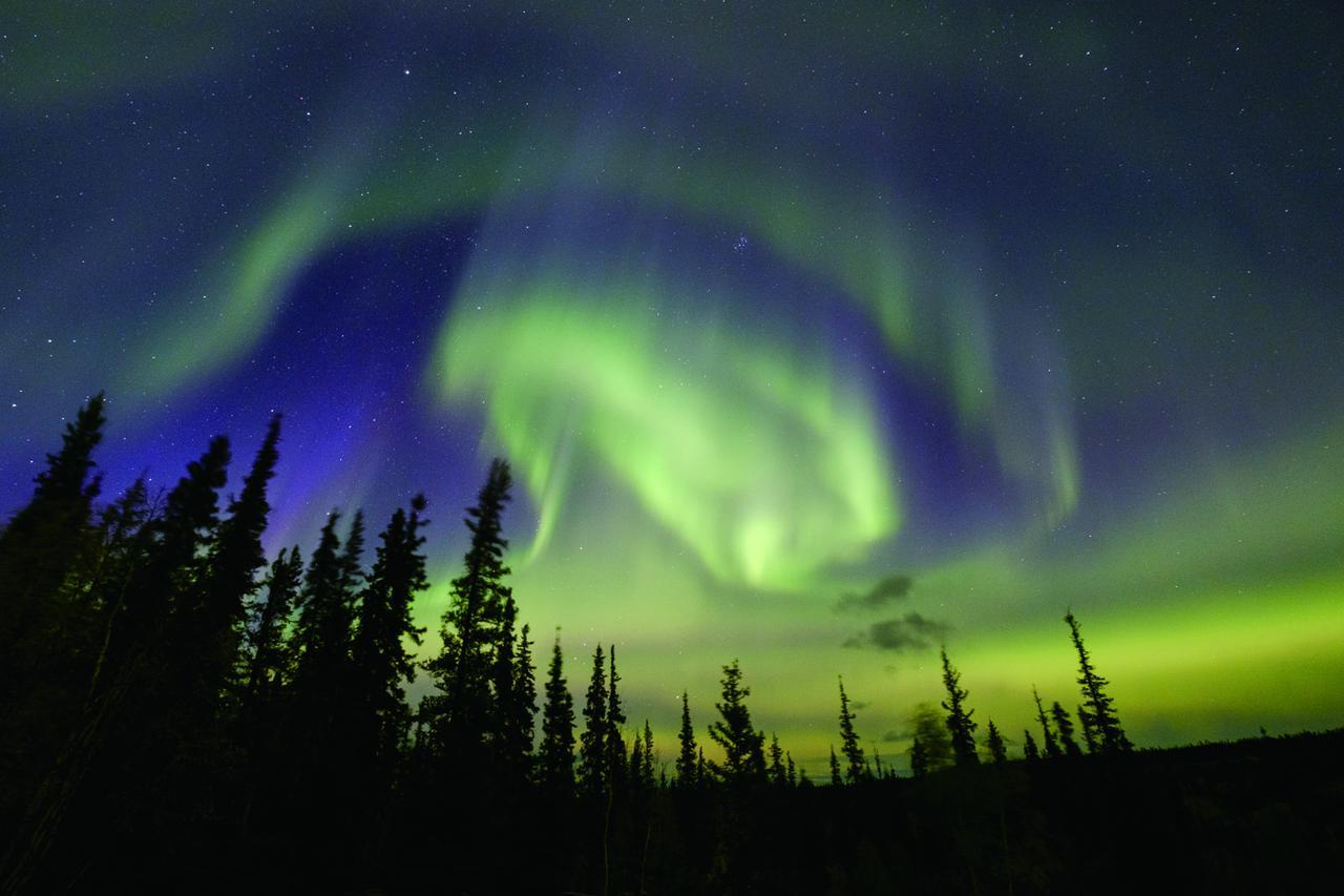 画像: ▲田中達也「Best of Aurora landscape」より。 mm-style.jp
