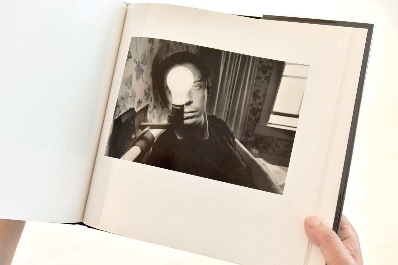 画像: リー・フリードランダー「Self Portrait」