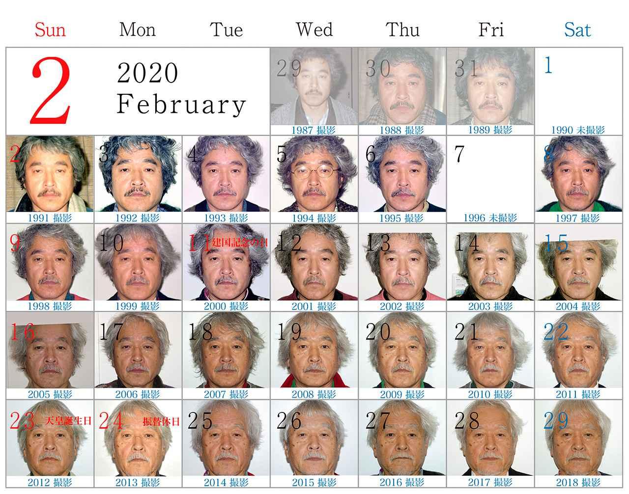 画像: 土田ヒロミの「Aging」
