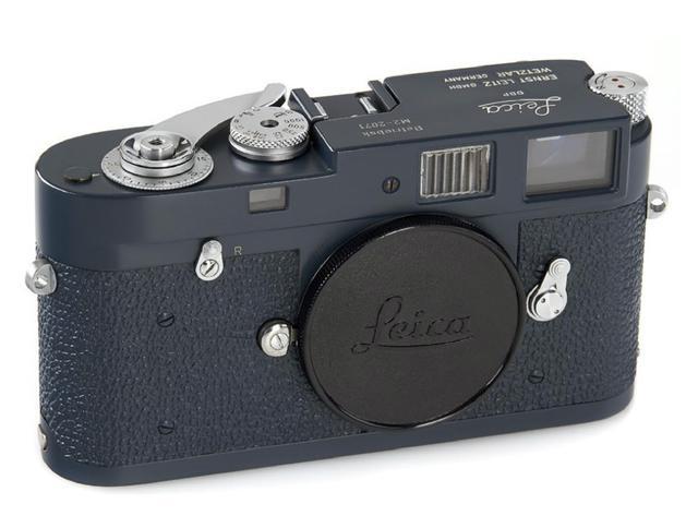 画像: Leica M2 Grey Paint Betriebskamera