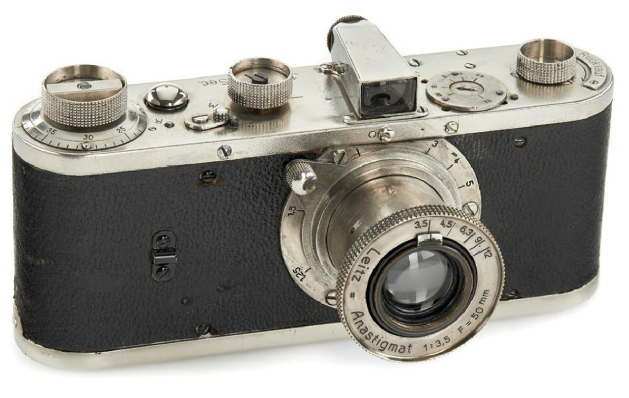 画像: Leica 0-Series Prototype