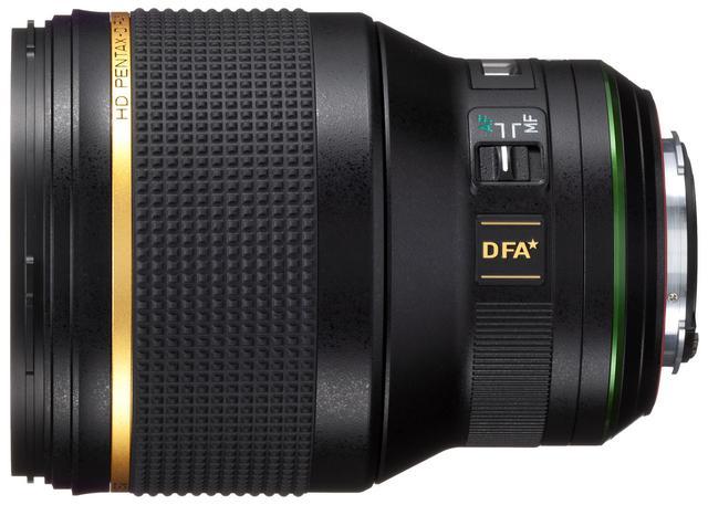 画像: 新世代の高性能スターレンズの第2弾 HD PENTAX-D FA★85mmF1.4ED SDM AWを新発売