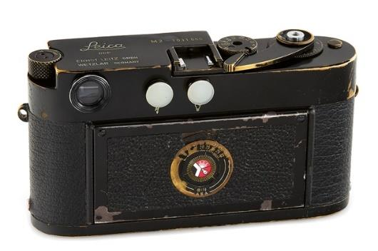 """画像2: Leica M2 Black Paint """"Walker Evans"""""""