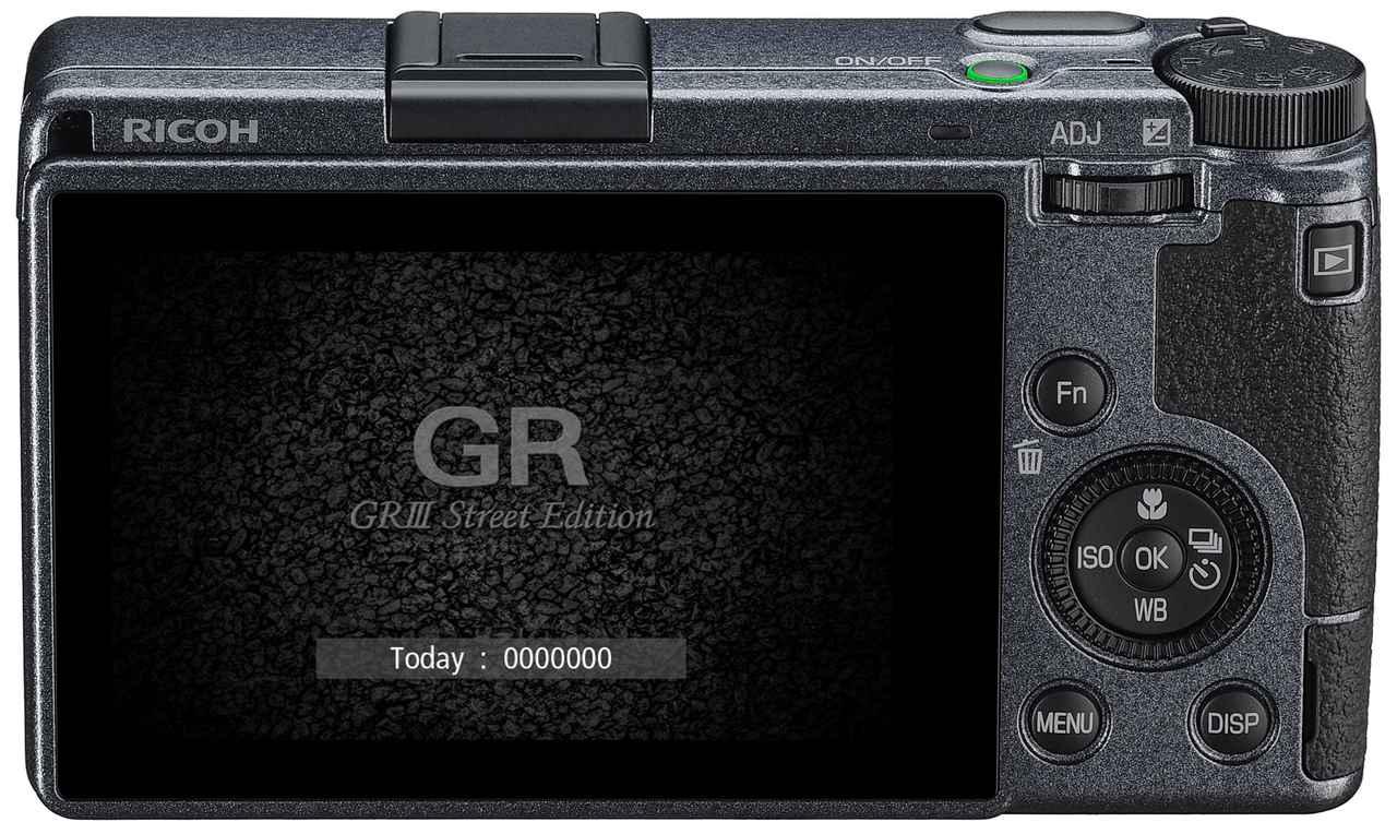 画像4: 特別塗装と専用アクセサリーをセットした数量限定モデル RICOH GR III Street Edition Special Limited Kit発売