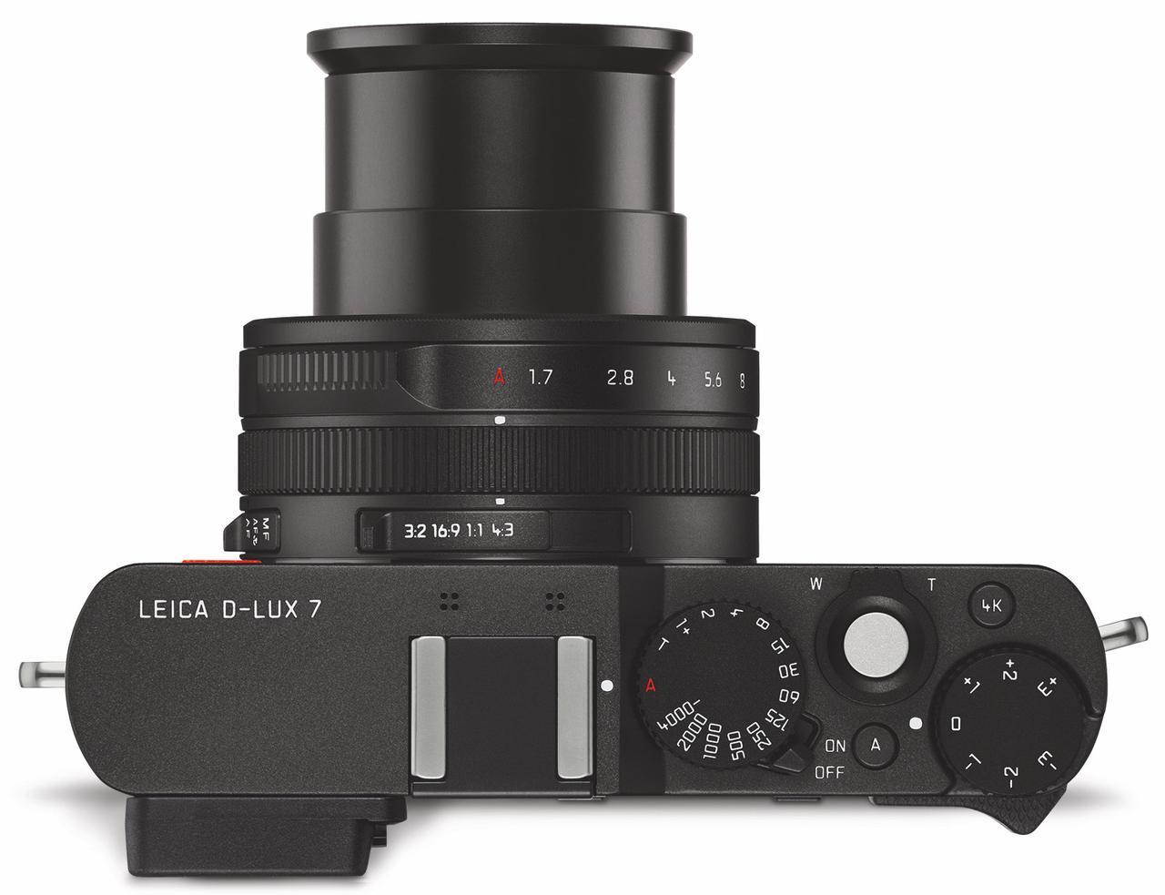 画像2: ライカD-LUX7にブラックモデルを追加