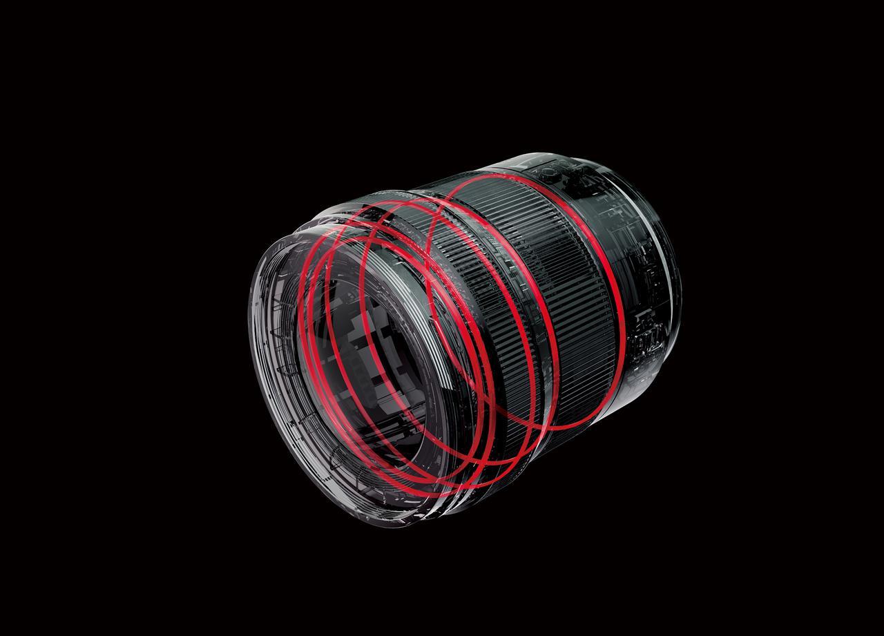 画像: ▲シーリングが施され、防塵・防滴構造となっている。