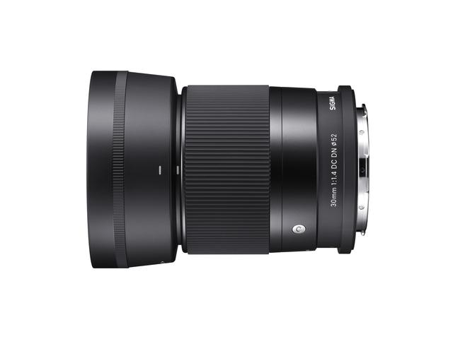 画像: 30mm F1.4 DC DN|Contemporaryの仕様
