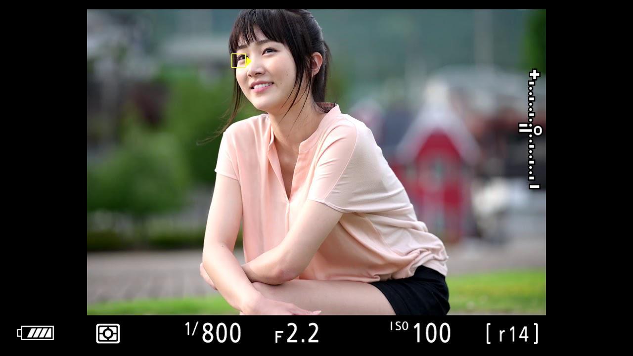 画像: Nikon AF-S NIKKOR 105mm f/1.4E レンズの特性を掴んだ絵作りを! WebカメラマンNo.30-3 斎藤さらら youtu.be