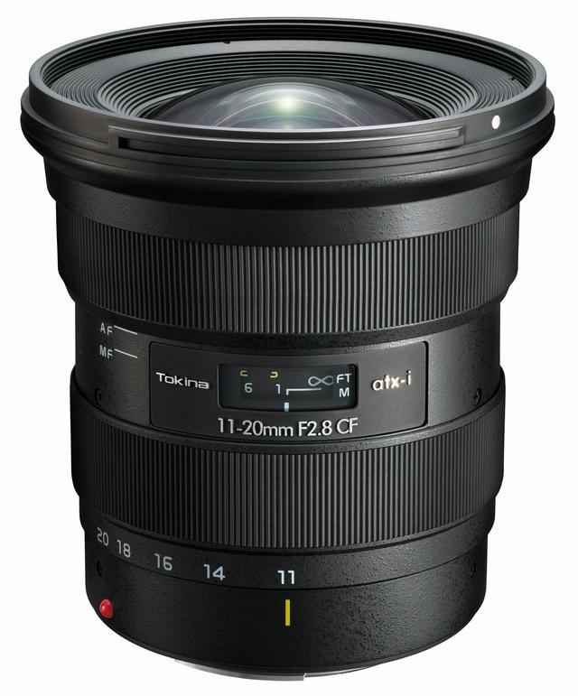画像2: トキナー「atx-i」シリーズのフラッグシップモデル atx-i 11-20mm F2.8 CF発売