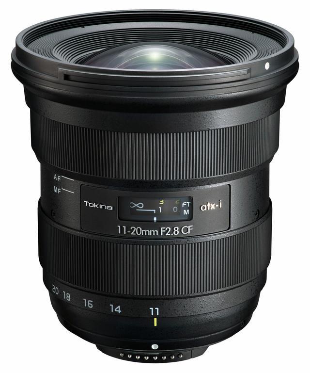 画像1: トキナー「atx-i」シリーズのフラッグシップモデル atx-i 11-20mm F2.8 CF発売
