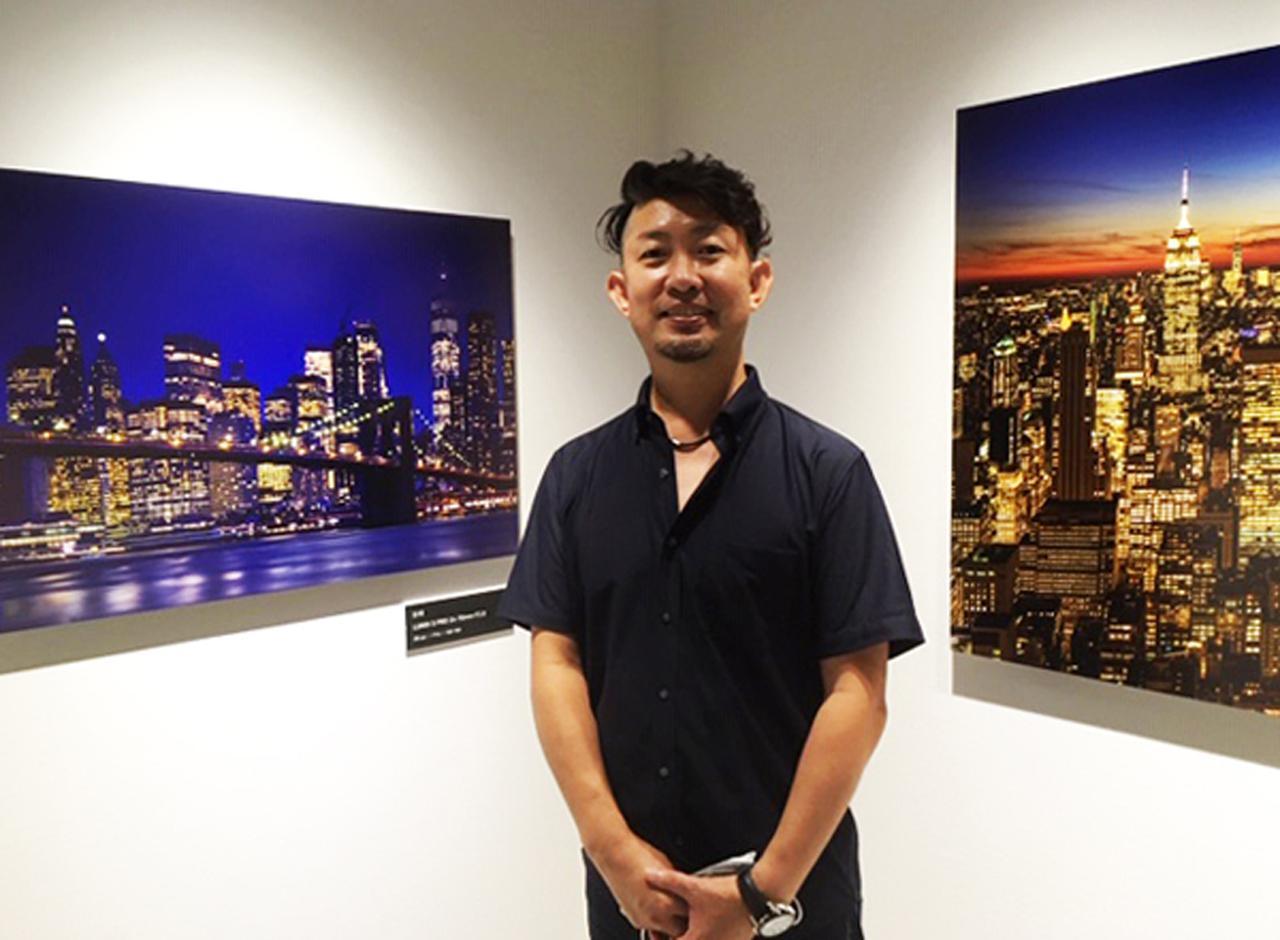 画像: カメラマン誌でフォトコンテストの審査員を務めてくれた藤村さん。