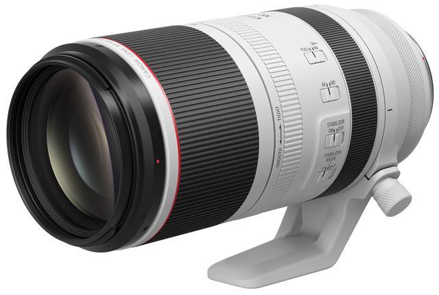 画像1: テレ端500mmまで拡張した RF100-500mm F4.5-7.1 L IS USM