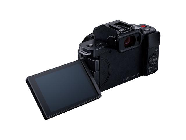 画像2: パナソニックはVloggerをターゲットとするミラーレスカメラ、 「LUMIX DC-G100」を発表。発売は8月20日予定。