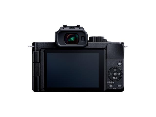 画像1: パナソニックはVloggerをターゲットとするミラーレスカメラ、 「LUMIX DC-G100」を発表。発売は8月20日予定。