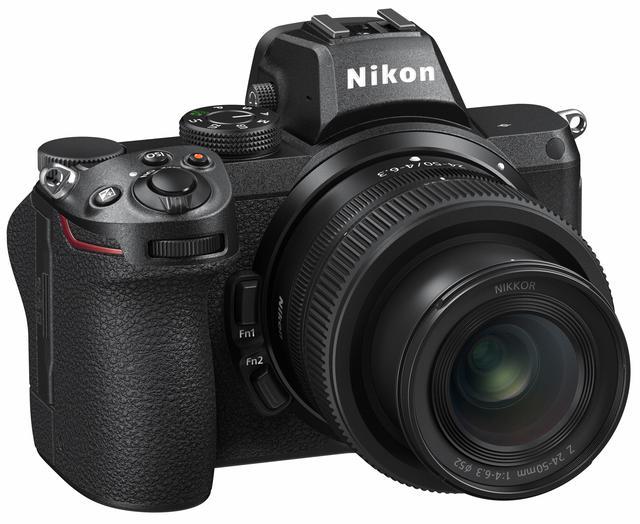 画像1: 手軽に高画質が得られるフルサイズミラーレス機 「ニコンZ 5」発売