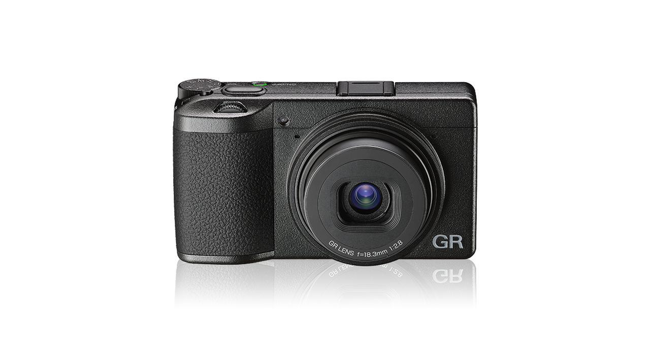 画像: 機能拡張ファームウェア / RICOH GR III / デジタルカメラ / 製品 | RICOH IMAGING