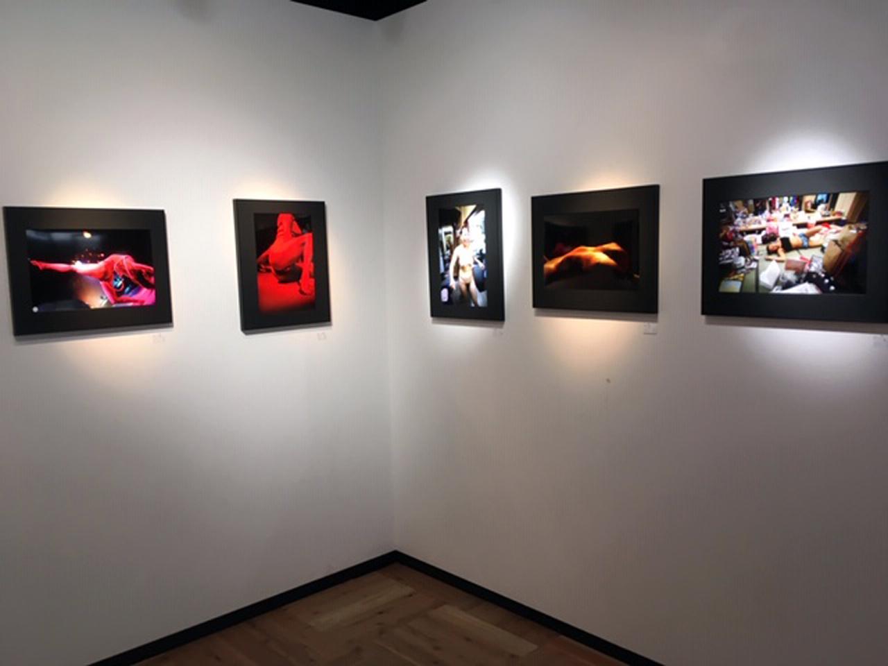 画像: 藤里一郎写真展『原色の熱情』は、8月2日(日)までNine Gallery(港区北青山)で開催されます。