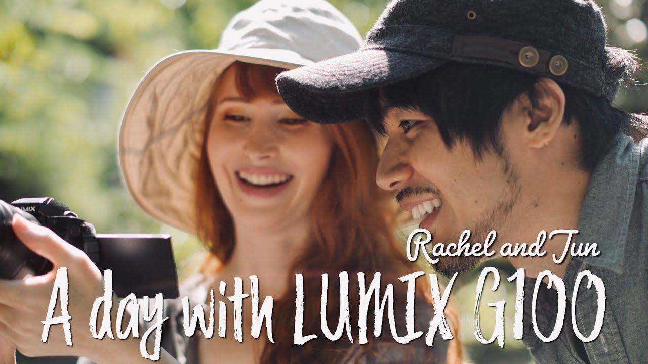 画像: Rachel & Jun - A day with LUMIX G100 | Behind the scene of G100【パナソニック公式】 youtu.be
