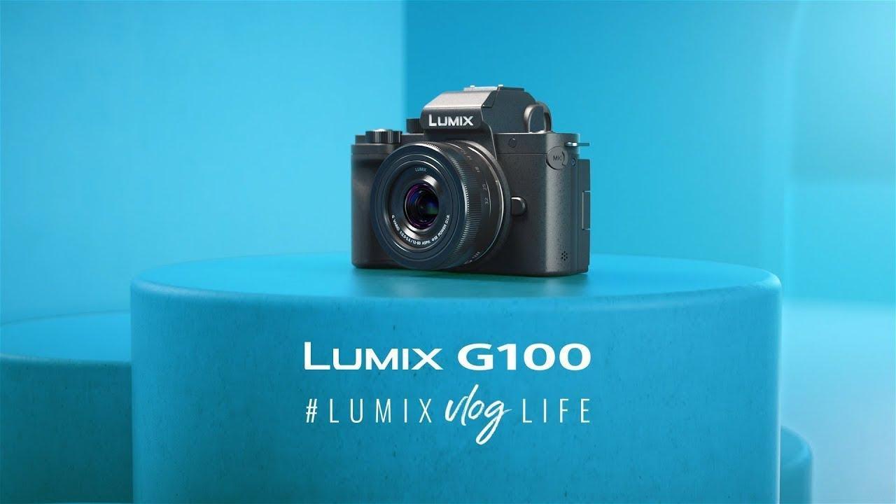 画像: LUMIX G100 商品紹介動画【パナソニック公式】 youtu.be